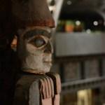 Top of Totem Pole - Pitt Rivers Museum