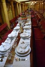 First Class Dining