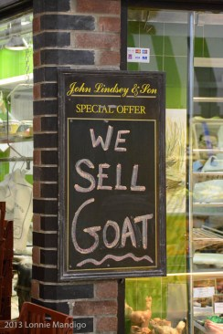 We Sell Goat