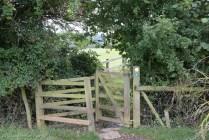 A Kissing Gate