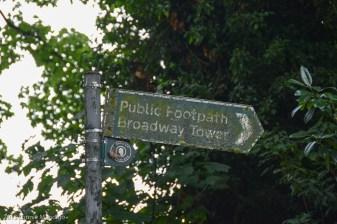 Broadway Tower Walk
