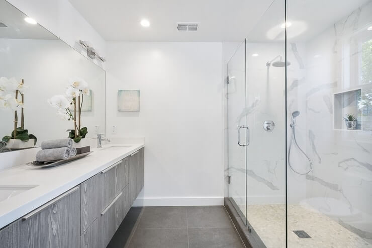 shower wall panels vs tiles which one