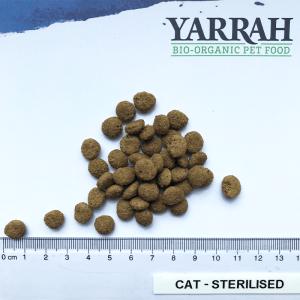 steriliseeritud kassi toit
