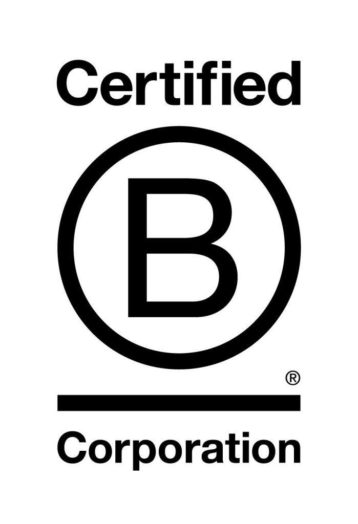 B corp sertifikaat Yarrah