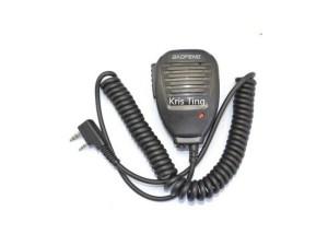 Microfono Solapa Radios Baofeng Kenwood