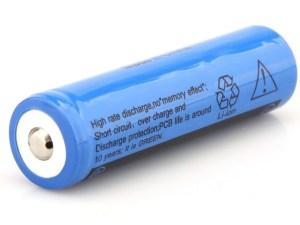 Bateria recargable BRC 18650 Recargable