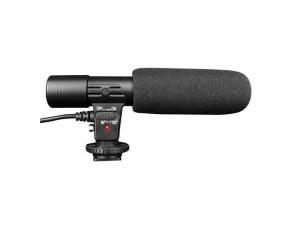 Microfono mini para camaras DSRL canon fujy sony minolta