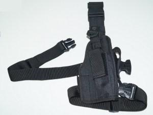Funda para pistola piernera muslera Falcon Fuerzas Especiales