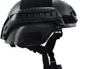 Casco militar tactico HELMET airsoft gotcha policia ciclismo video camara vision nocturna
