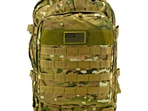 Mochila Militar Military Molle Pack Camo RTC109