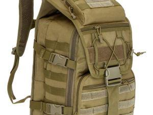Mochila Tactica Militar 9900 40lts Repelente Nylon D600