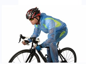 Chamarra profesional impermeable ciclismo ligera