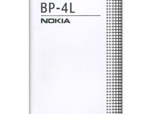 Bateria tipo nokia BP4L para lampara de leds de video