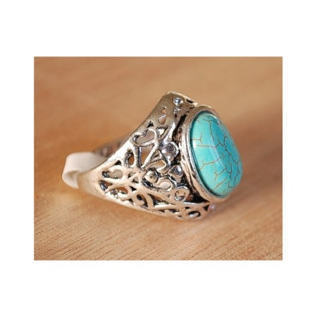 Bague Turquoise L Country Western Bague Turquoise K Country Western