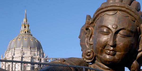 City Hall Buddha
