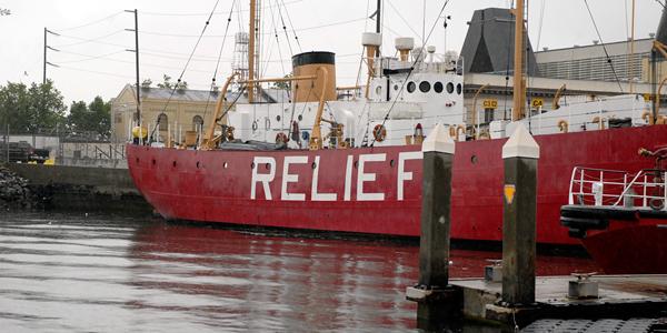 Relief…