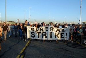 General Strike - Port of Oakland