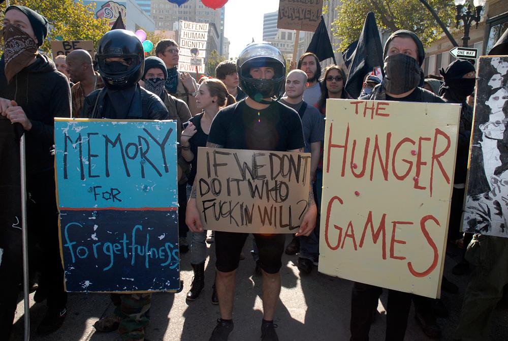 The Anti-Capitalist March