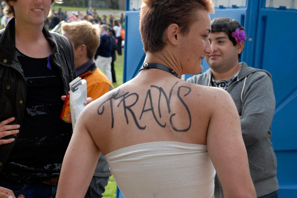 Trans Marcher