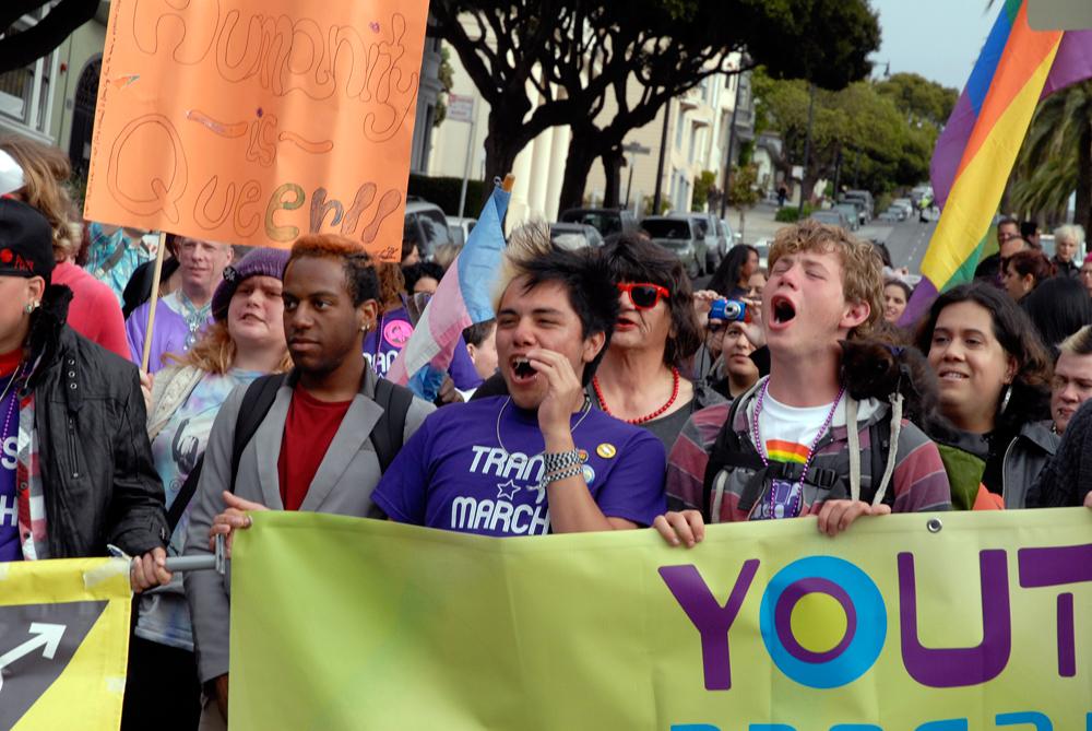 TransMarch - Youth Program - SF 2012