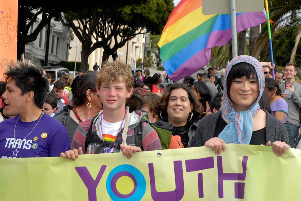 San Francisco Trans March 2012