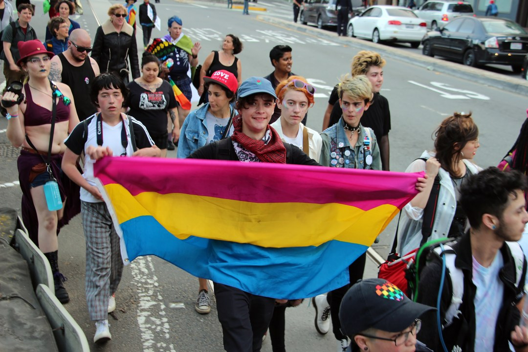Trans March SF 2017