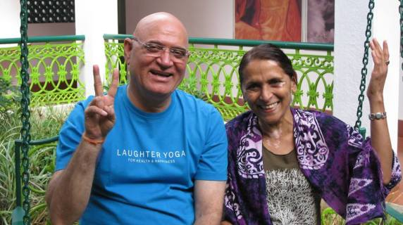 Laughter yoga teacher training Bangalore 2015 4