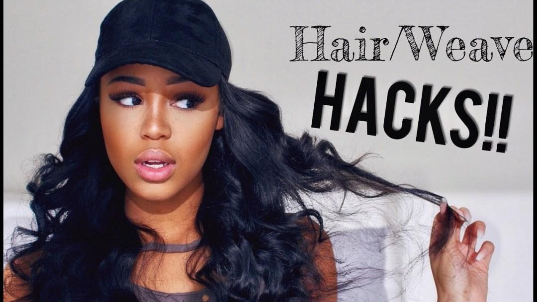 10 Hair HACKS! Fuller Edges