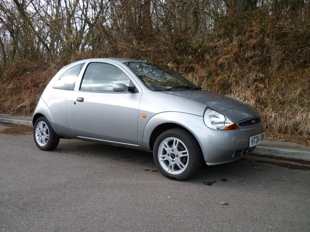 Ford KA 2004 Review Amazing Pictures And Images Look