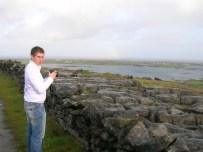 Mat in the Connemara