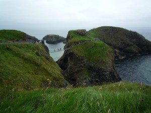 Carrick-a-Rope bridge