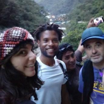Camino al Machu Pichu