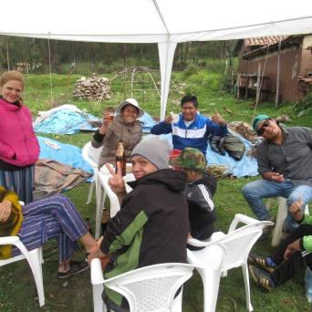 Domingo en Chinchero