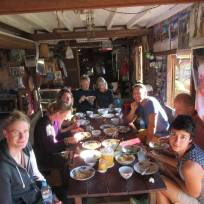 Groups met in Shan Village