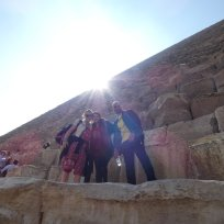 On Keops Pyramid