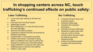slideshow trafficking closer than you think NC