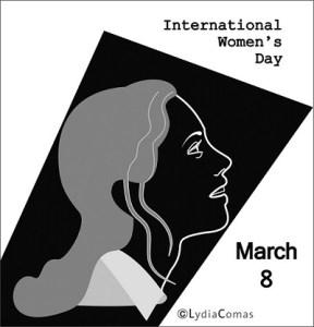 8 de marzo, el día de todas la mujeres