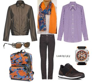 Color naranja: optimismo para tu estilo
