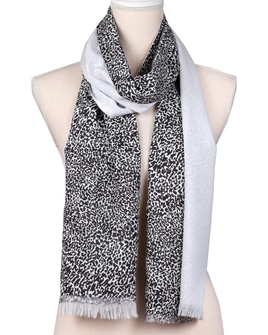 bufanda animal print