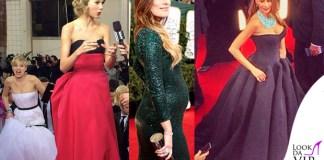 Jennifer Lawrence Taylor Swift Sofia Vergara Olivia Wilde Golden Globes