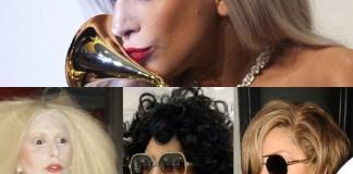 Lady Gaga hairstyle