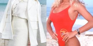 Pamela Anderson total look Chanel