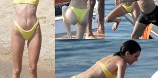 Kendall Jenner bikini Fella 11