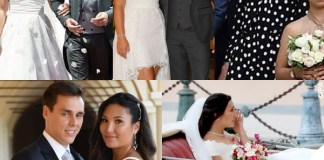 matrimonio Louis Ducruet e Marie Chevallier abiti Atelier Boisanger Rosa Clara e Carlo Pignatelli 10