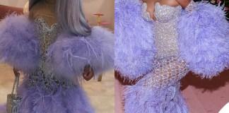 Stormi Webster col il costume di Halloween e Kylie Jenner in Atelier Versace al Met Gala