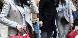 Gerorgina Rodriguez a Sanremo con Amadeus