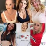 i look delle star italiane in quarantena