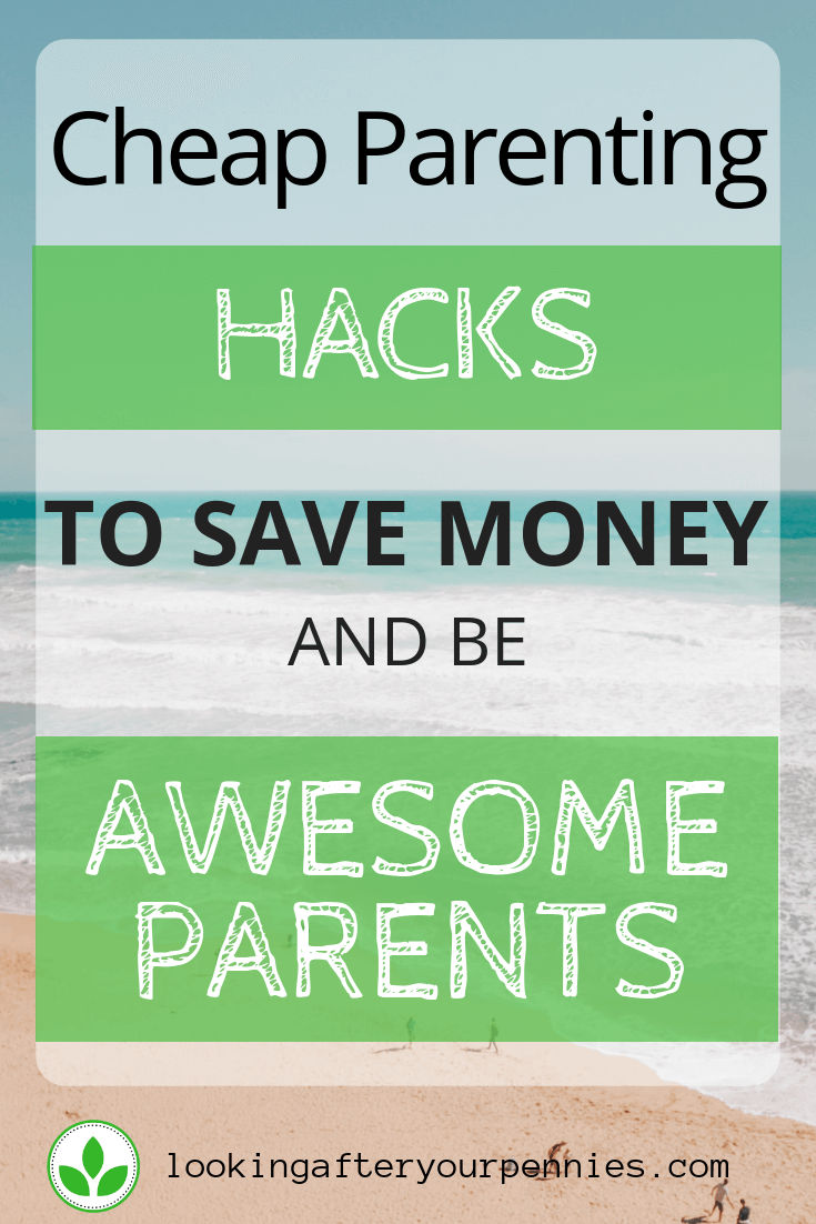 cheap parenting hacks
