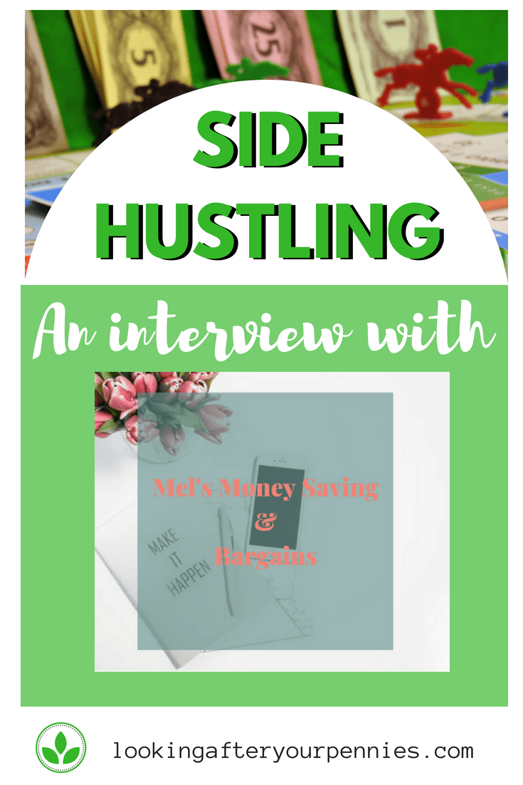 If you are looking for a UK side hustle that you can do at home and online to make extra cash, then this one might be for you. Check out part 4 in my Side Hustling series. #sidehustle #makingmoney #debtfree #lookingafteryourpennies