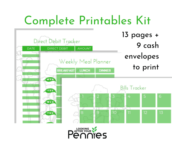 complete printables product image